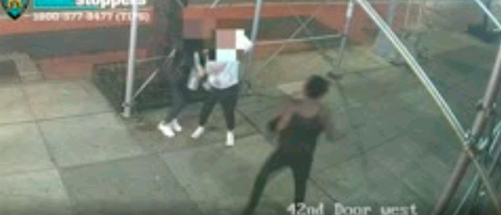 Νέα Υόρκη: Επίθεση με σφυρί κατά Ασιάτισσας (βίντεο)