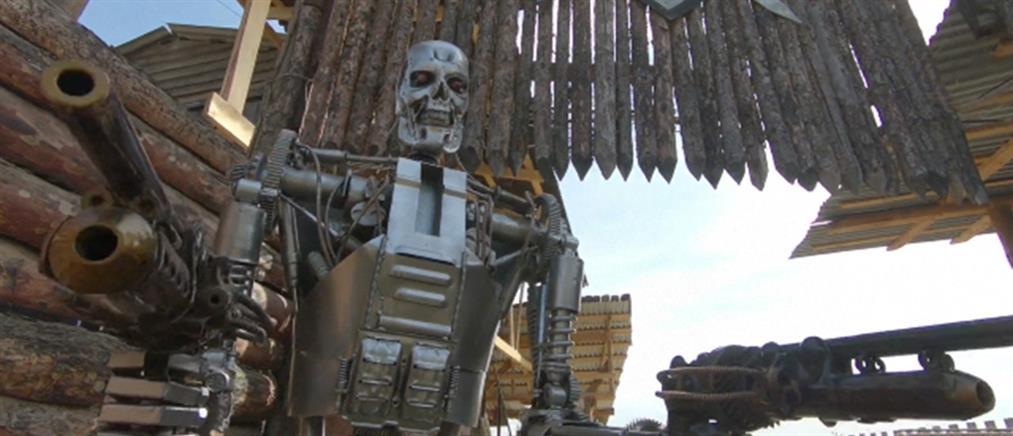 Ρωσία: Μουσείο σε… χωματερή! (βίντεο)
