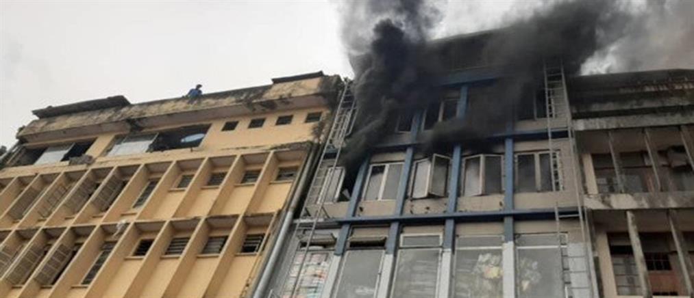 Τσεχία: φονική φωτιά σε κέντρο φιλοξενίας ατόμων με αναπηρίες