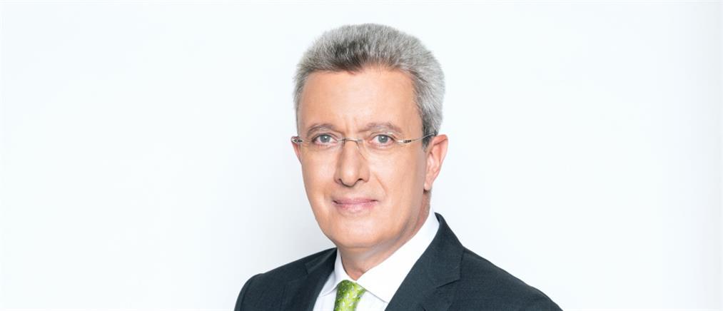 ΑΝΤ1: το κεντρικό δελτίο ειδήσεων με τον Νίκο Χατζηνικολάου επιστρέφει δυναμικά