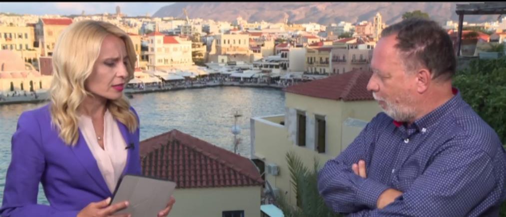 Φρατζεσκάκης για Μίκη Θεοδωράκη: Η Κρήτη ήταν παντού αποτυπωμένη στο έργο του