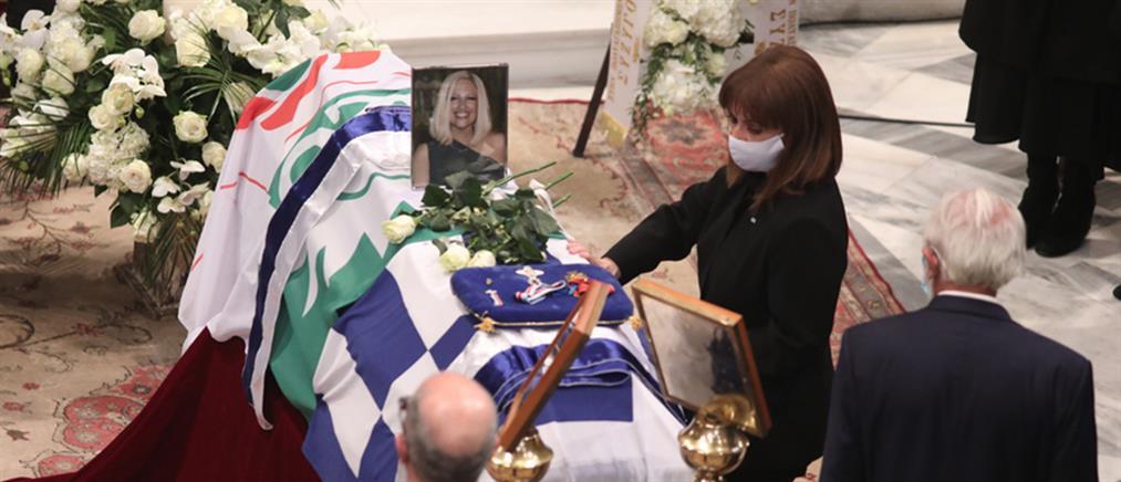 Σακελλαροπούλου: Η Φώφη Γεννηματά ήταν πρότυπο γενναιότητας