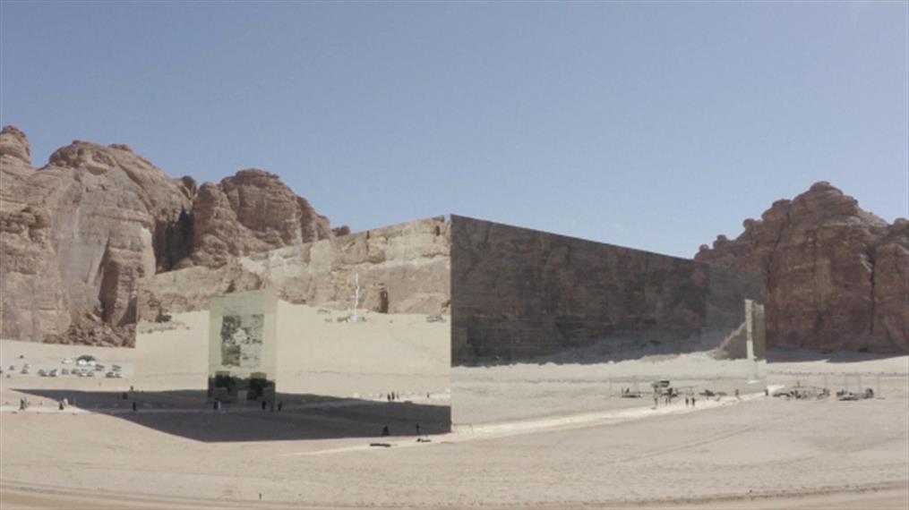 """""""Maraya Concert Hall"""": το μεγαλύτερο κτήριο με καθρέφτες στον κόσμο"""