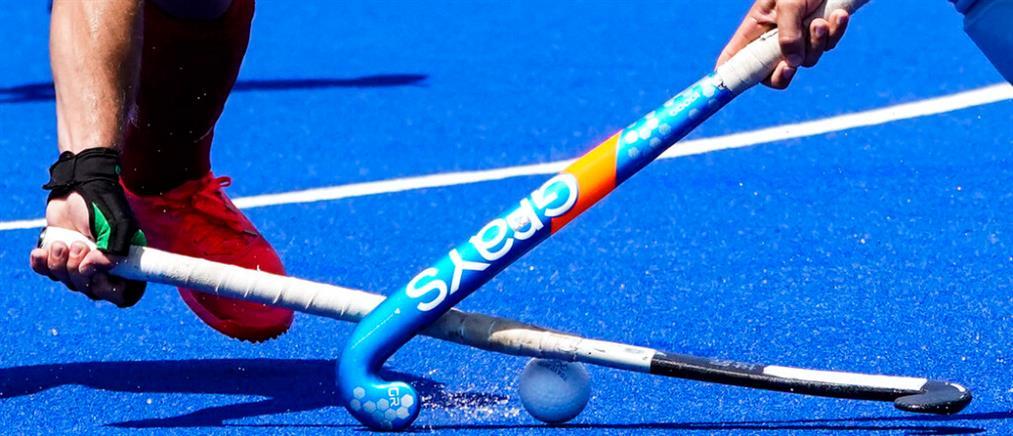 Ολυμπιακοί Αγώνες - Χόκεϊ: Χτύπησε αντίπαλο με το μπαστούνι (βίντεο)