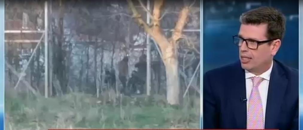 Καιρίδης στον ΑΝΤ1: Ξάφνιασε την Τουρκία η στάση της ΕΕ (βίντεο)