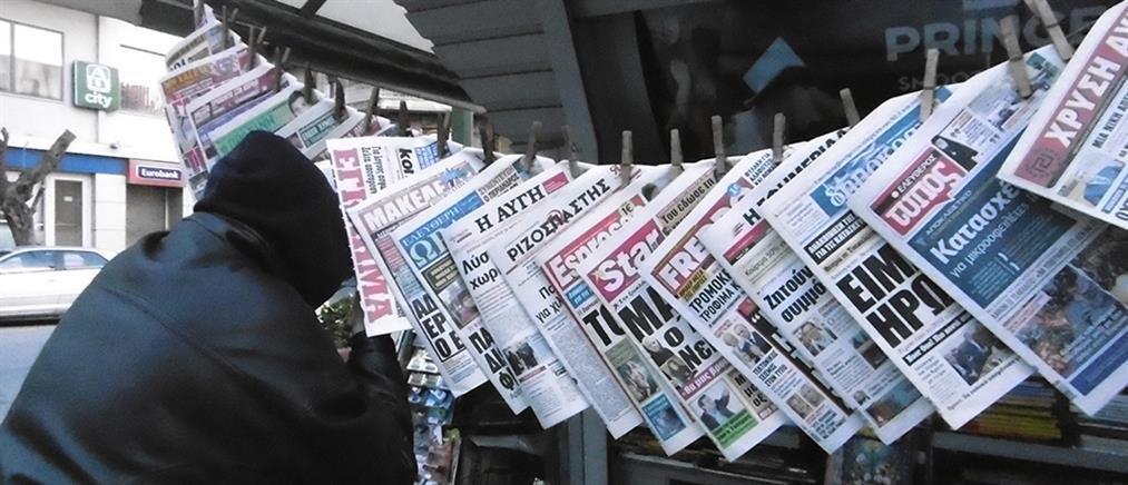 Ένοπλη ληστεία σε περίπτερο στη Θεσσαλονίκη