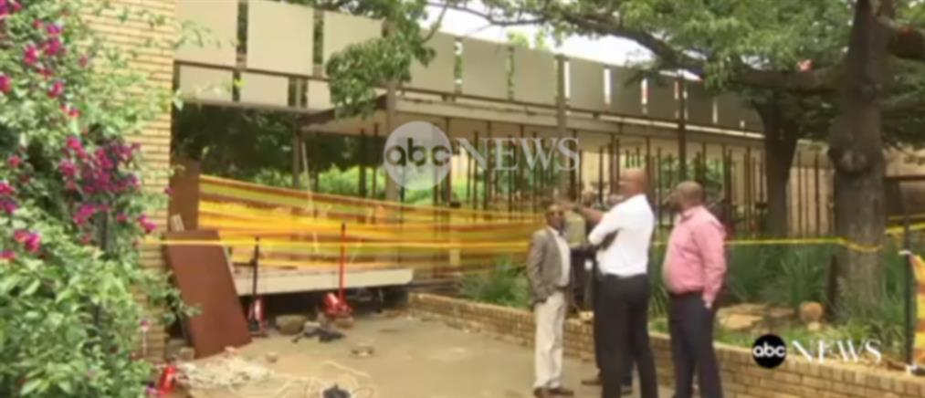 Τραγωδία: Νεκροί μαθητές από κατάρρευση πεζογέφυρας
