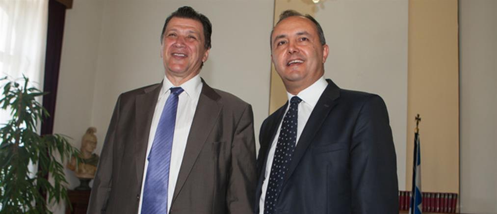 Αλλαγή «σκυτάλης» στο υπουργείο Μακεδονίας Θράκης