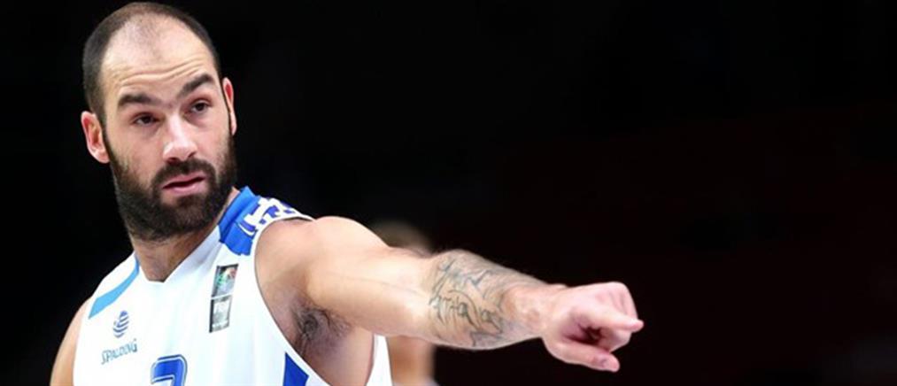 Εθνική μπάσκετ: Νέο σοκ με Σπανούλη