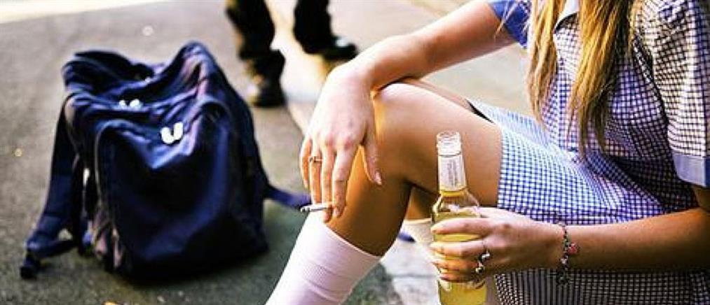 Στο νοσοκομείο 16χρονη μετά από υπερβολική κατανάλωση αλκοόλ