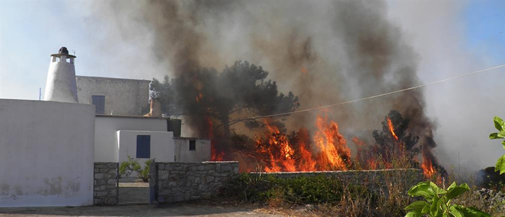 Επανεξέταση των δικογραφιών για τις φωτιές σε Μάνη και Κύθηρα