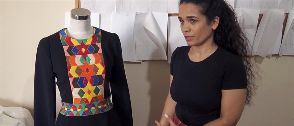 """Σάφι Κίας: Από την Μόρια… στην """"Vogue"""" (βίντεο)"""