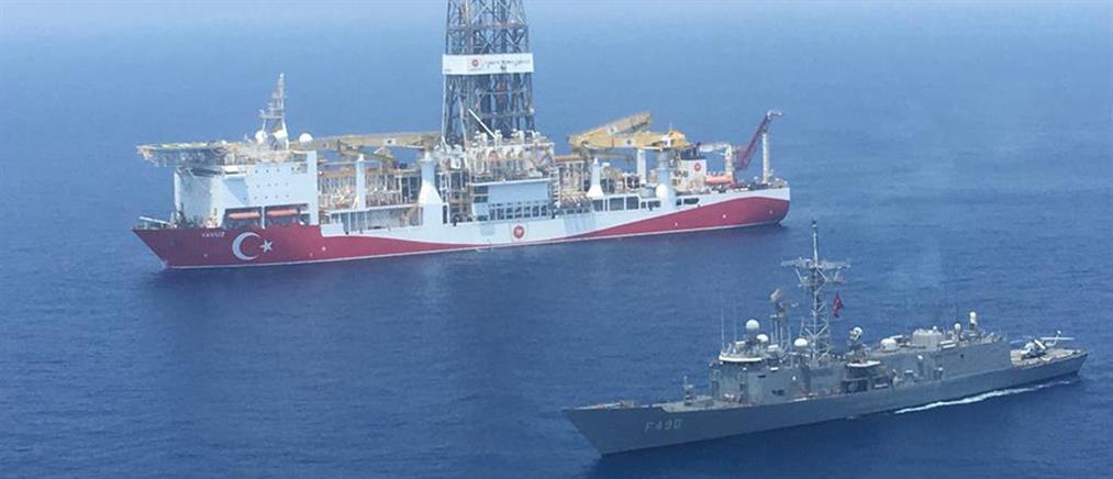 """Η Τουρκία """"σφίγγει τον κλοιό"""" στην ανατολική Μεσόγειο (βίντεο)"""
