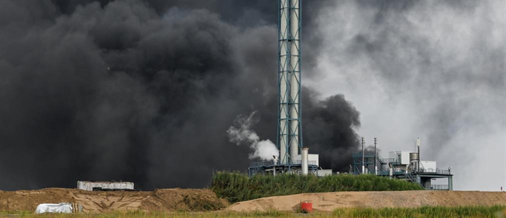 Έκρηξη στο Λεβερκούζεν: Νεκροί, αγνοούμενοι και ανησυχία για τοξικό νέφος (βίντεο)