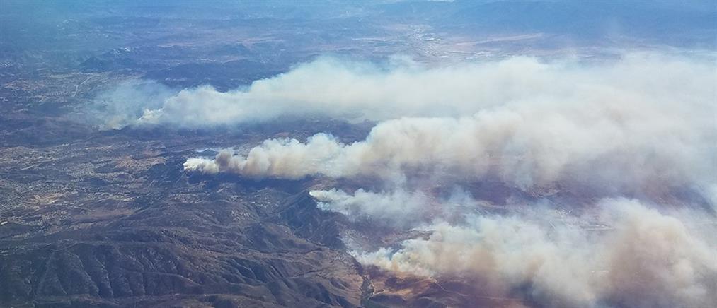 Πυρκαγιές κατακαίουν το Μεξικό