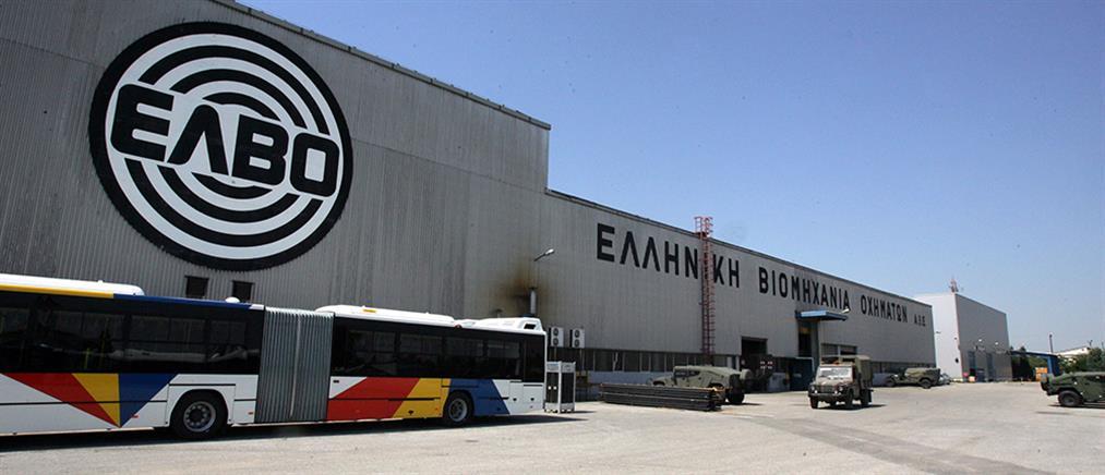 Την επισκευή λεωφορείων του ΟΑΣΘ αναλαμβάνει η ΕΛΒΟ