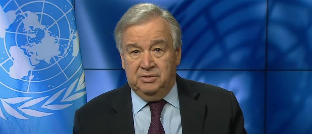 Κυπριακό - ΓΓ του ΟΗΕ: Δέσμευση για άτυπη συνάντηση 5+1