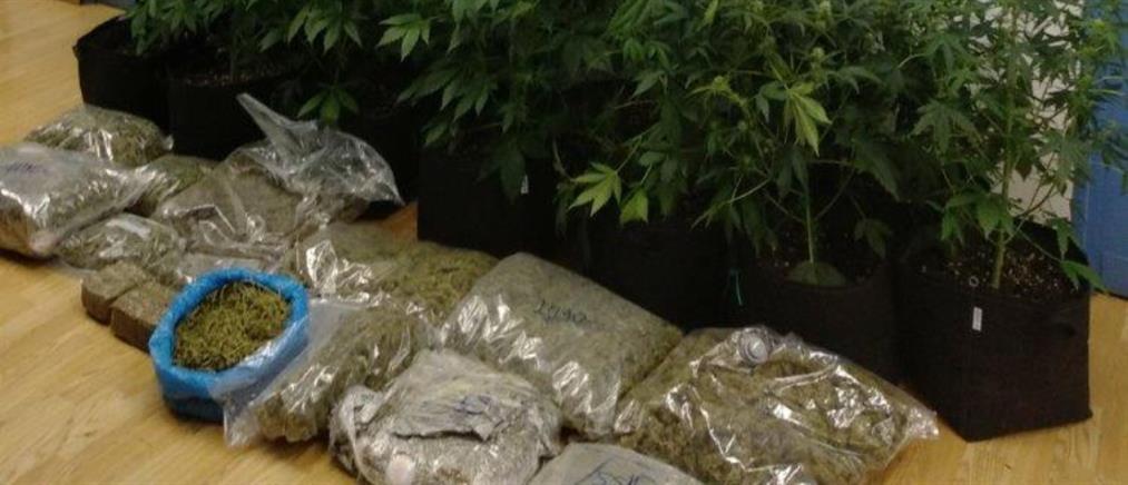 Είχαν μετατρέψει διαμέρισμα σε εργαστήριο… ναρκωτικών (βίντεο)