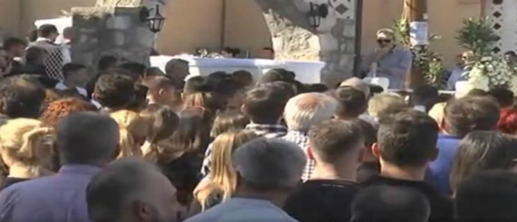 Φθιώτιδα: Σκηνές αρχαίας τραγωδίας στην κηδεία των αδελφών (εικόνες)
