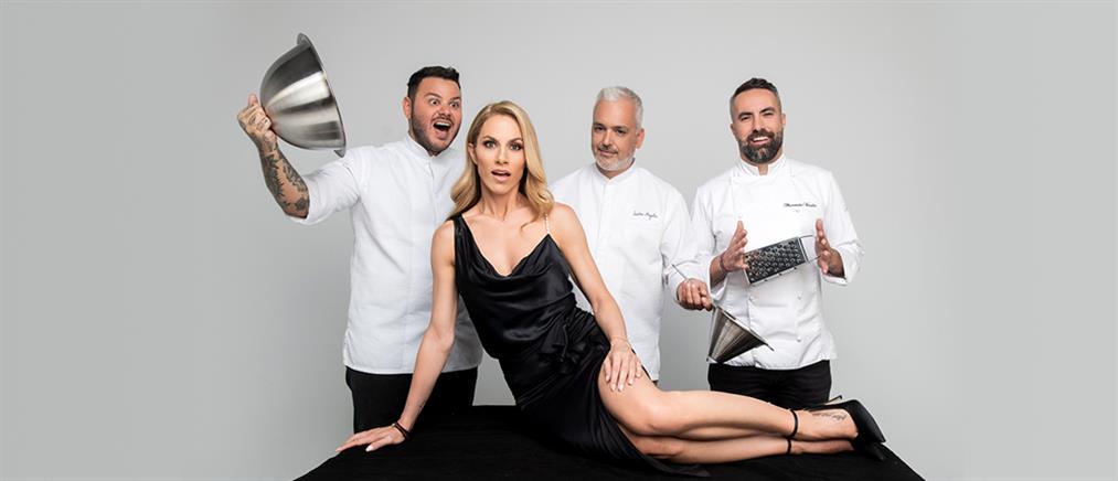 """Game Of Chefs"": τι θα δούμε την Τρίτη (εικόνες)"