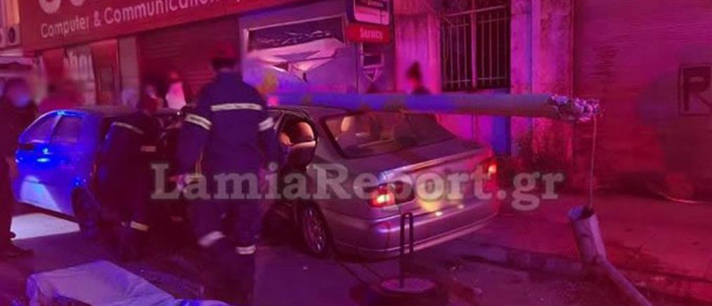 """Νεαρή μητέρα """"έσβησε"""" στο τιμόνι - Στο αυτοκίνητο είχε και τα παιδιά της (εικόνες)"""