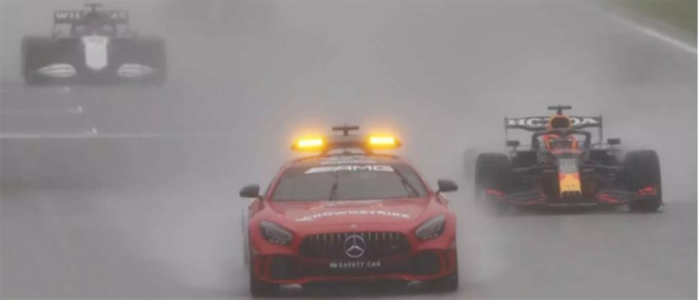 GP Βελγίου: Μούσκεμα η... νίκη του Φερστάπεν