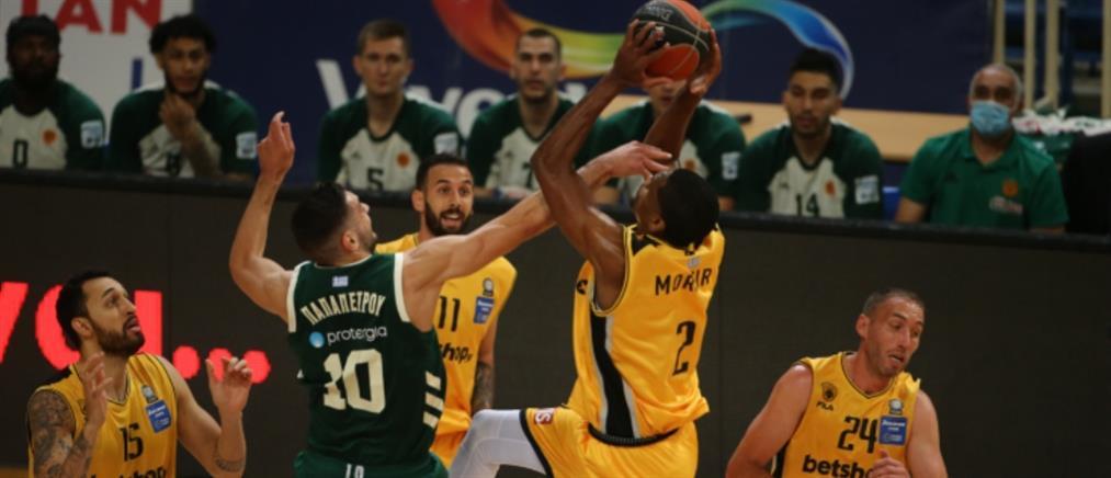 "Basket League: Η ΑΕΚ ""ισοφάρισε"" τον Παναθηναϊκό"