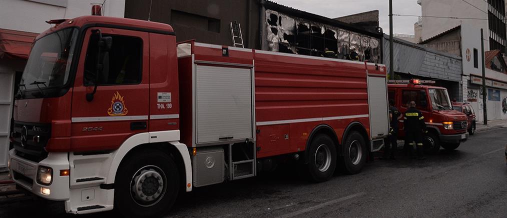 Δυο νεκροί από φωτιά στον Κολωνό