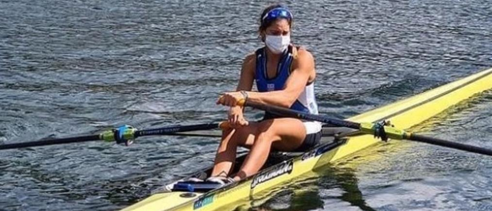 Ολυμπιακοί Αγώνες: Προκρίθηκε στα ημιτελικά η Αννέτα Κυρίδου