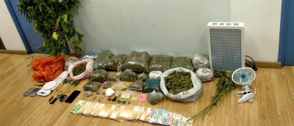 Είχε διαμέρισμα στα νότια προάστια μόνο για τα ναρκωτικά (εικόνες)