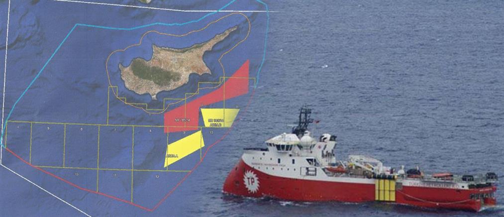 Νέα προειδοποίηση της ΕΕ στην Τουρκία για την Κυπριακή ΑΟΖ