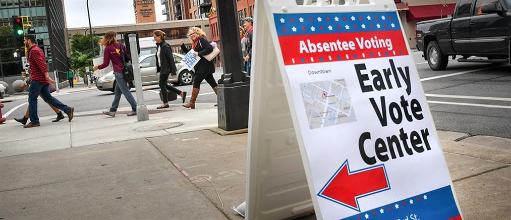 Αμερικανικές εκλογές: αύξηση της ψηφιακής εγγραφής των ψηφοφόρων στις ΗΠΑ