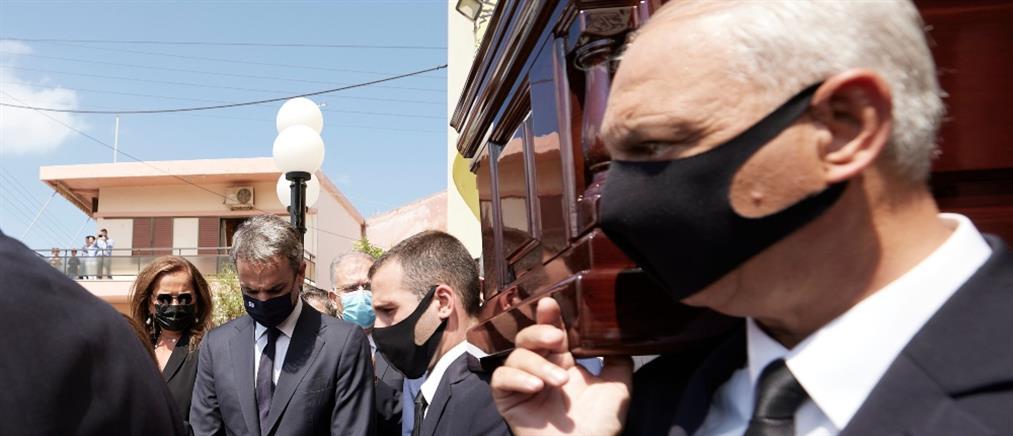Μίκης Θεοδωράκης - Μητσοτάκης: Αποχαιρετούμε τον τελευταίο μεγάλο Έλληνα του 20ου αιώνα