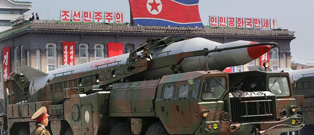 Πυραύλους στη θάλασσα της Ιαπωνίας έριξε η Βόρεια Κορέα