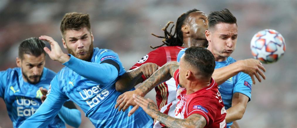 """Ολυμπιακός: """"πέταξε"""" για Μασσαλία με αρκετές ελλείψεις"""