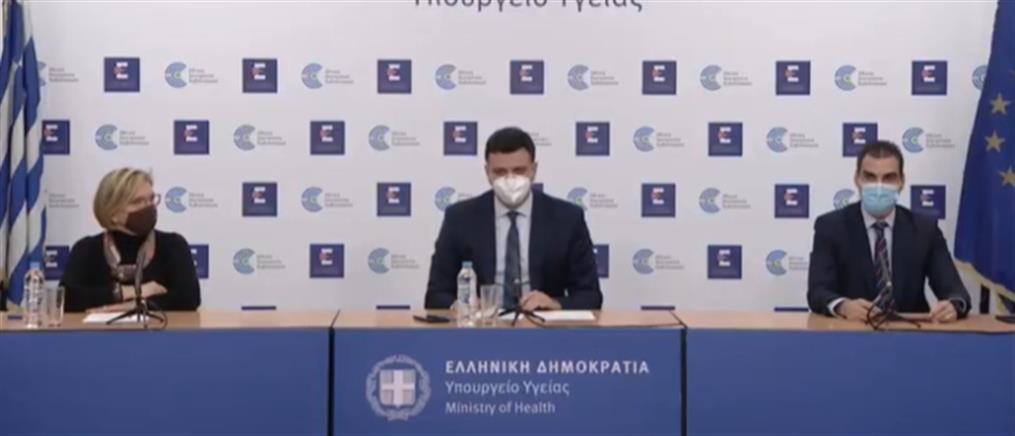 Κικίλιας - Θεμιστοκλέους για τον κορονοϊό, τα εμβόλια και τα νησιά (βίντεο)