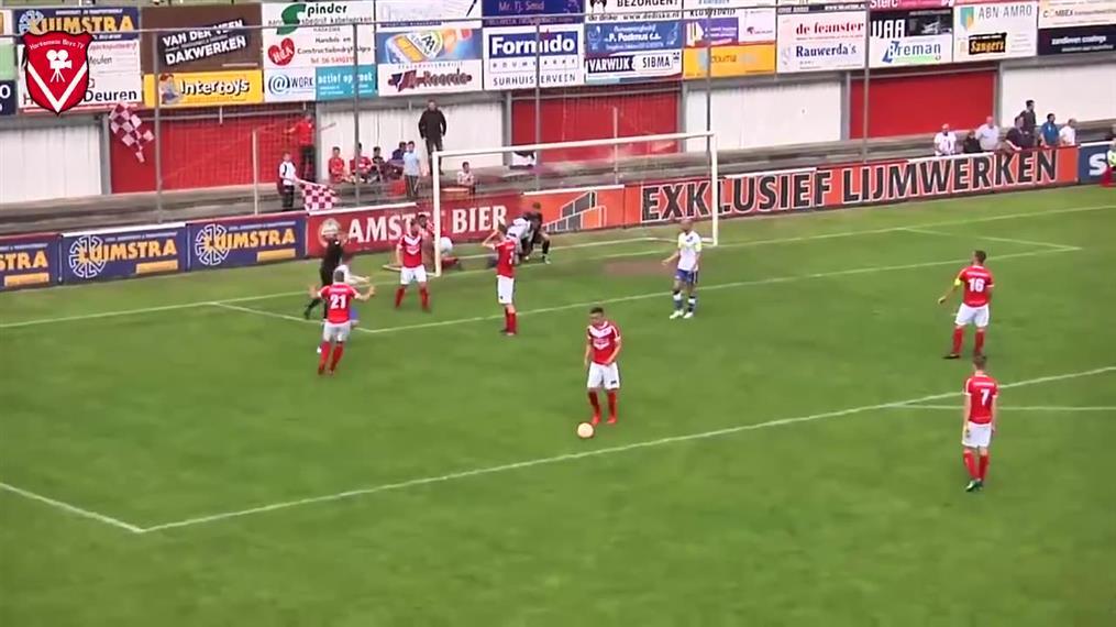 Διαιτητής έβαλε... γκολ κόντρα στην Ολλανδία