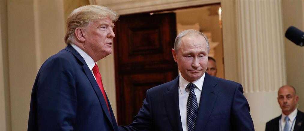 Επικοινωνία Τραμπ - Πούτιν για Βενεζουέλα και πυρηνικά όπλα