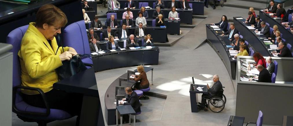 Υπερψηφίστηκε από τη γερμανική βουλή το αίτημα για 4μηνη παράταση