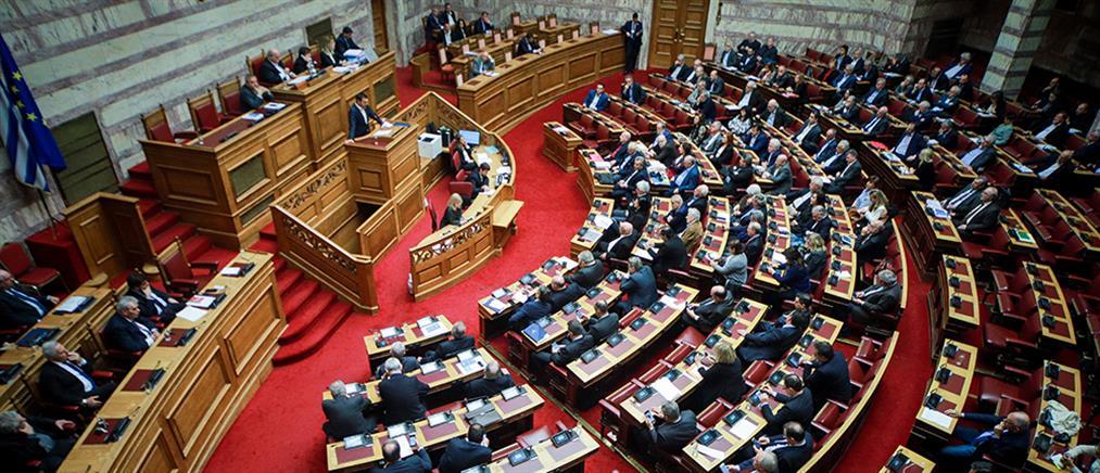 """""""Μαραθώνιος"""" στην Βουλή για ψήφο εμπιστοσύνης και 120 δόσεις"""