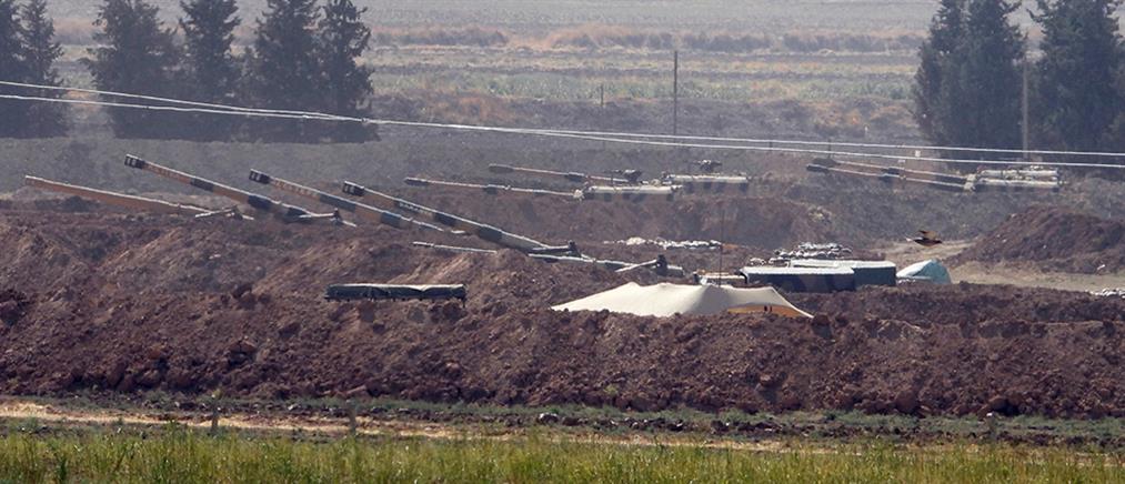 Ανέστειλε και η Γαλλία τις εξαγωγές όπλων στην Τουρκία