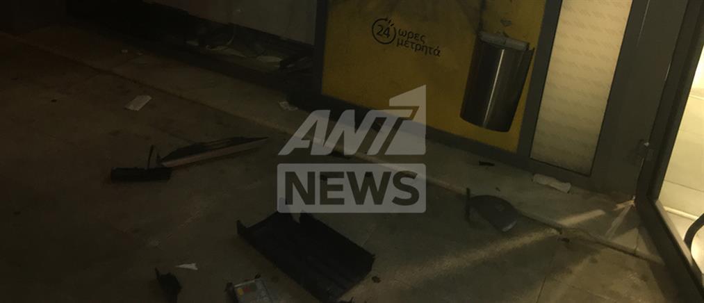 Παλλήνη: έκρηξη σε ΑΤΜ (εικόνες)