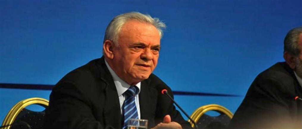 Δραγασάκης: η χώρα χρειάζεται μια ευρεία προοδευτική συμμαχία