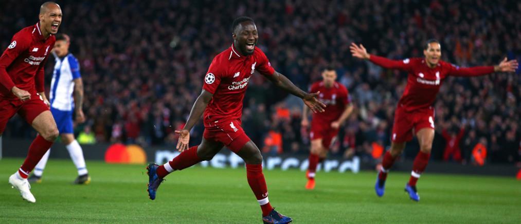 Champions League: Προβάδισμα πρόκρισης για Λίβερπουλ και Τότεναμ