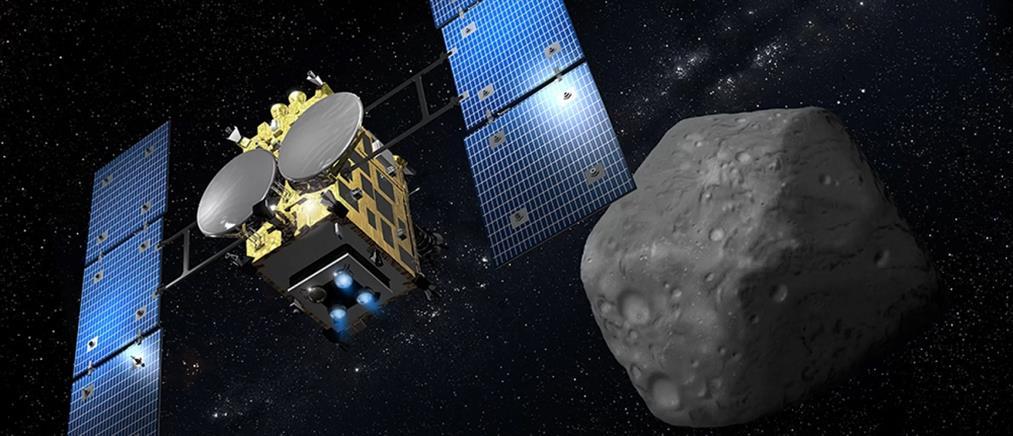 Το σκάφος Hayabusa μεταδίδει τις πρώτες εικόνες από επικίνδυνο για τη Γη αστεροειδή