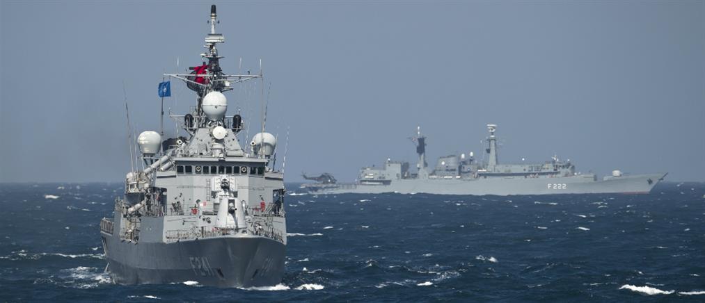 Νέα τουρκική πρόκληση: Πολεμικά πλοία ανατολικά της Κρήτης