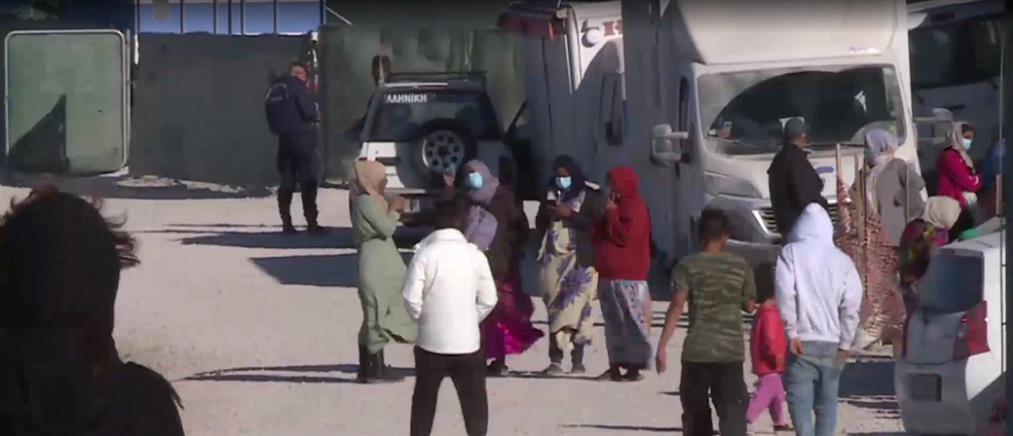 Ο ΑΝΤ1 στη Λέσβο: μειώθηκαν οι μεταναστευτικές ροές στο νησί (βίντεο)