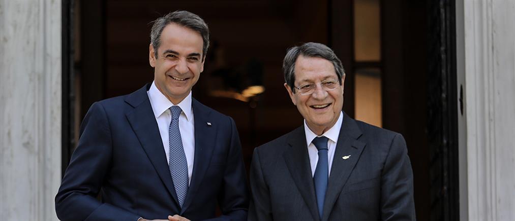 Συντονισμός δράσεων Ελλάδας – Κύπρου έναντι της τουρκικής προκλητικότητας