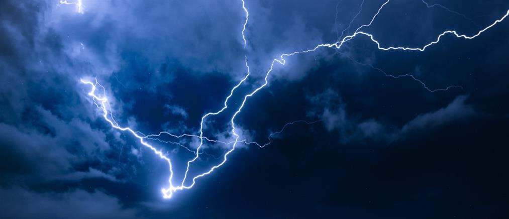 Έκτακτο δελτίο ΕΜΥ: Επιδείνωση του καιρού, καταιγίδες και χαλάζι
