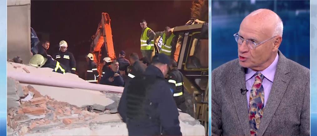 """Παπαδόπουλος στον ΑΝΤ1: """"Καμπανάκι"""" για αποσταθεροποίηση των ρηγμάτων στην Ελλάδα (βίντεο)"""